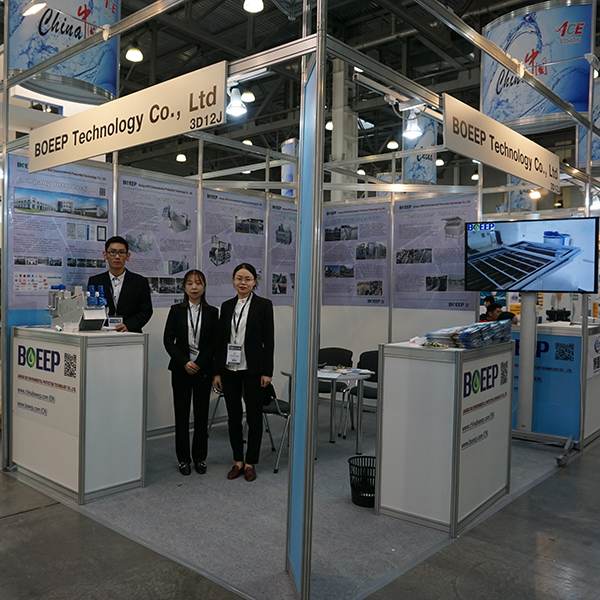 BOEEP ECWATECH 2018 Exhibition in Moscow a tremendous success!