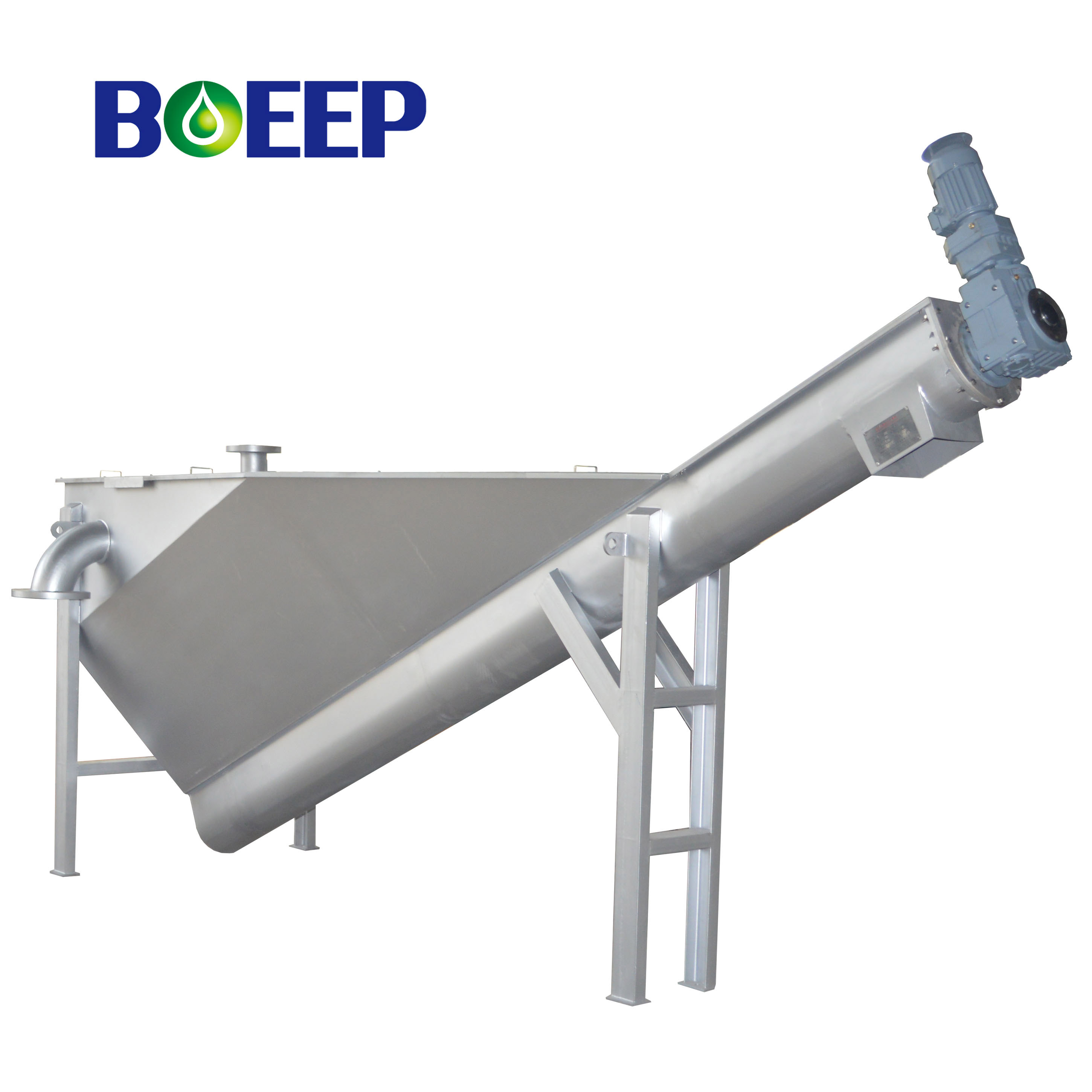 Automatic Spiral Sand Water Separator for Grit Classifier