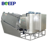 Easy Maintenance Volute Screw Press Dehydrator for Petrochemica Sludge Treatment