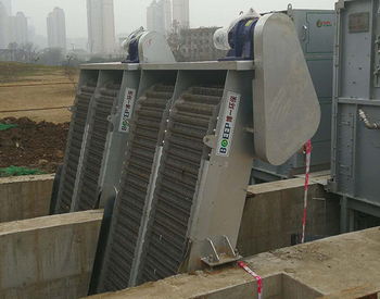 Importance of Mechanical Screen in Sewage Treatment